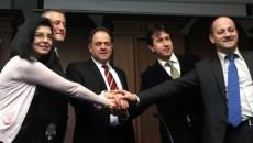 """""""Единствената стабилна коалиция, която показват и социалози, и политилози, е ГЕРБ и Реформаторския блок"""", заяви лидерът на ГЕРБ   Източник: БГНЕС   Още по темата  Кандидатите за..."""
