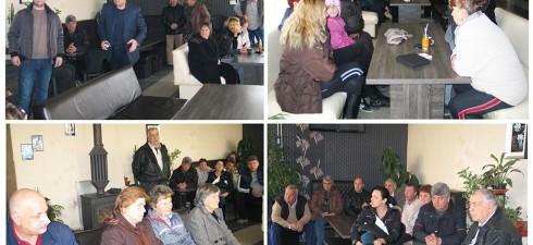 Председателят на Общинския съвет в Несебър Благой Филипов проведе първата си за годината изнесена приемна. Тя се състоя в Гюльовца, където жителите на селото изложиха пред председателя все още...