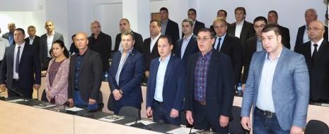 """В Несебър групата на партия """"Български социалдемократи"""" получи 2 председателски места, а тези на: мк """"СИЛА"""", ГЕРБ, МОРЕ и кп """"БСП – пк """"Тракия"""" – по 1 Комисията по законност,..."""
