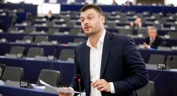 Plenary session week 05 2016 in Strasbourg