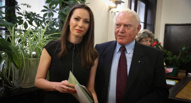 Mariya Vankova s nagrada ot Sayuza na yuristite (2)
