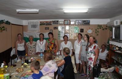 тънково руски хор