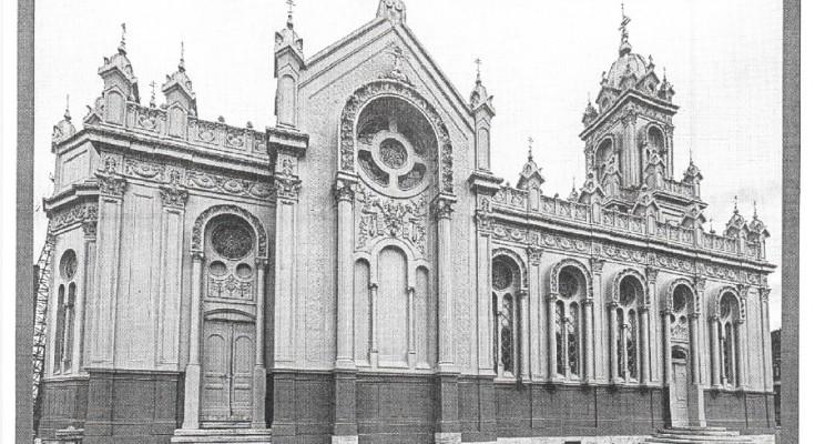120 години Бългаска желязна църква Св. Стефан в Истанбул