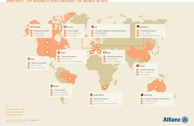 Photo 1_Risks Around The World Map