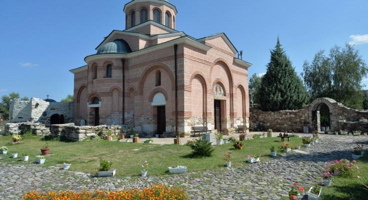 храм - Свети Йоан Предтеча