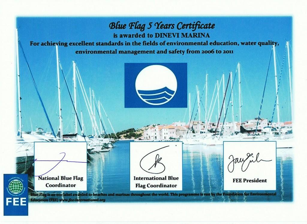 Marina-Dinevi-5-year-certificate-blue-flag (1)