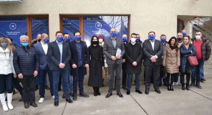 Откриване офис - Велико Търново